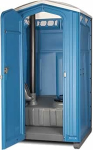 rochester portable toilet service